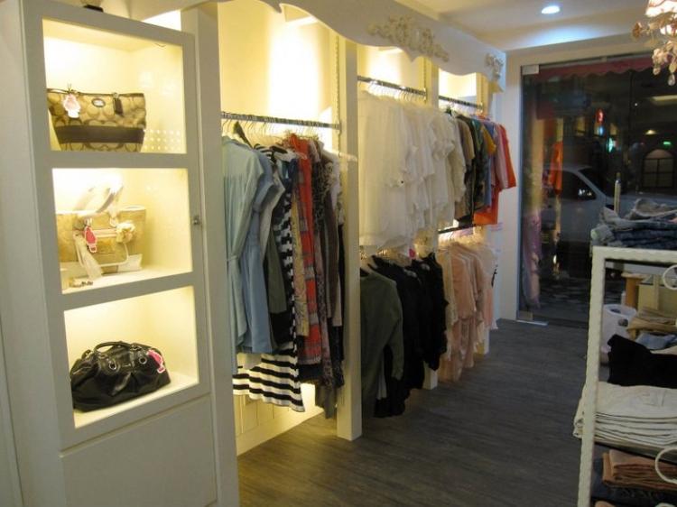 服飾店, 展示櫥窗, 實績案例, 88...